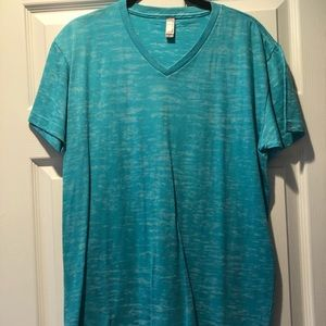 LIKE NEW NEXT LEVEL MEN'S V-NECK